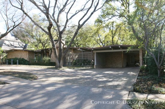 House Designed by Architect Robert Johnson Perry - 3911 Shenandoah Avenue