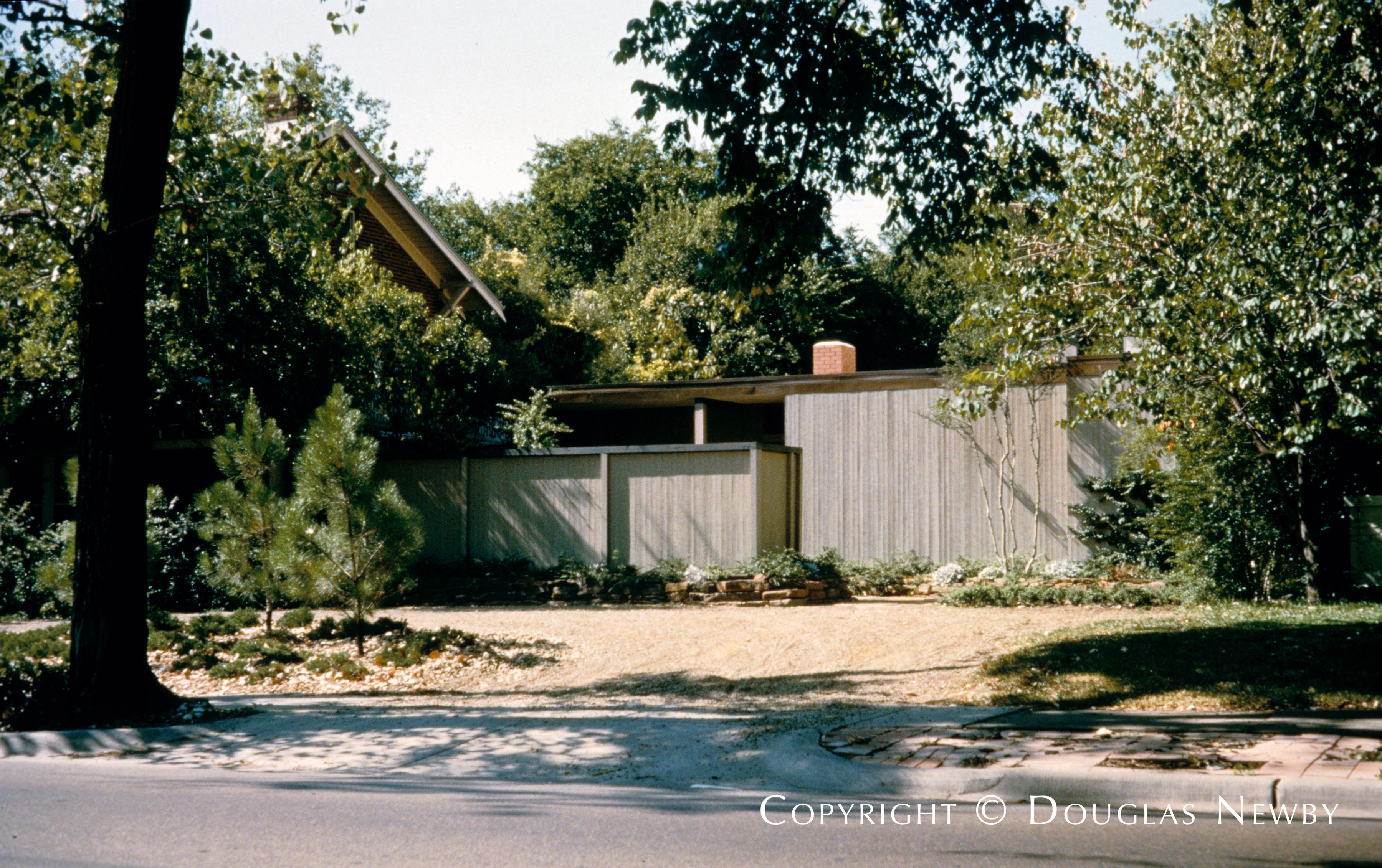 Architect Oglesby Group Designed Home