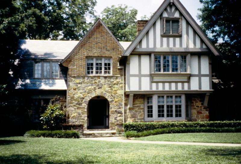 Architect Anton Korn Designed Home in Highland Park