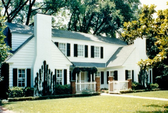 House Designed by Architect Henry B. Thomson - 3925 Potomac Avenue