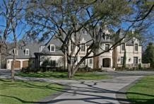 Estate Home Designed by Architect Robbie Fusch - 9727 Audubon Place