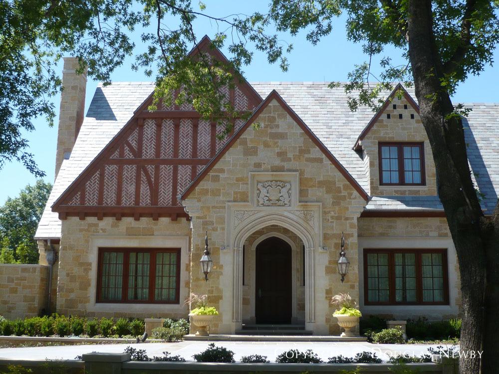 Architect Richard Drummond Davis Designed Home
