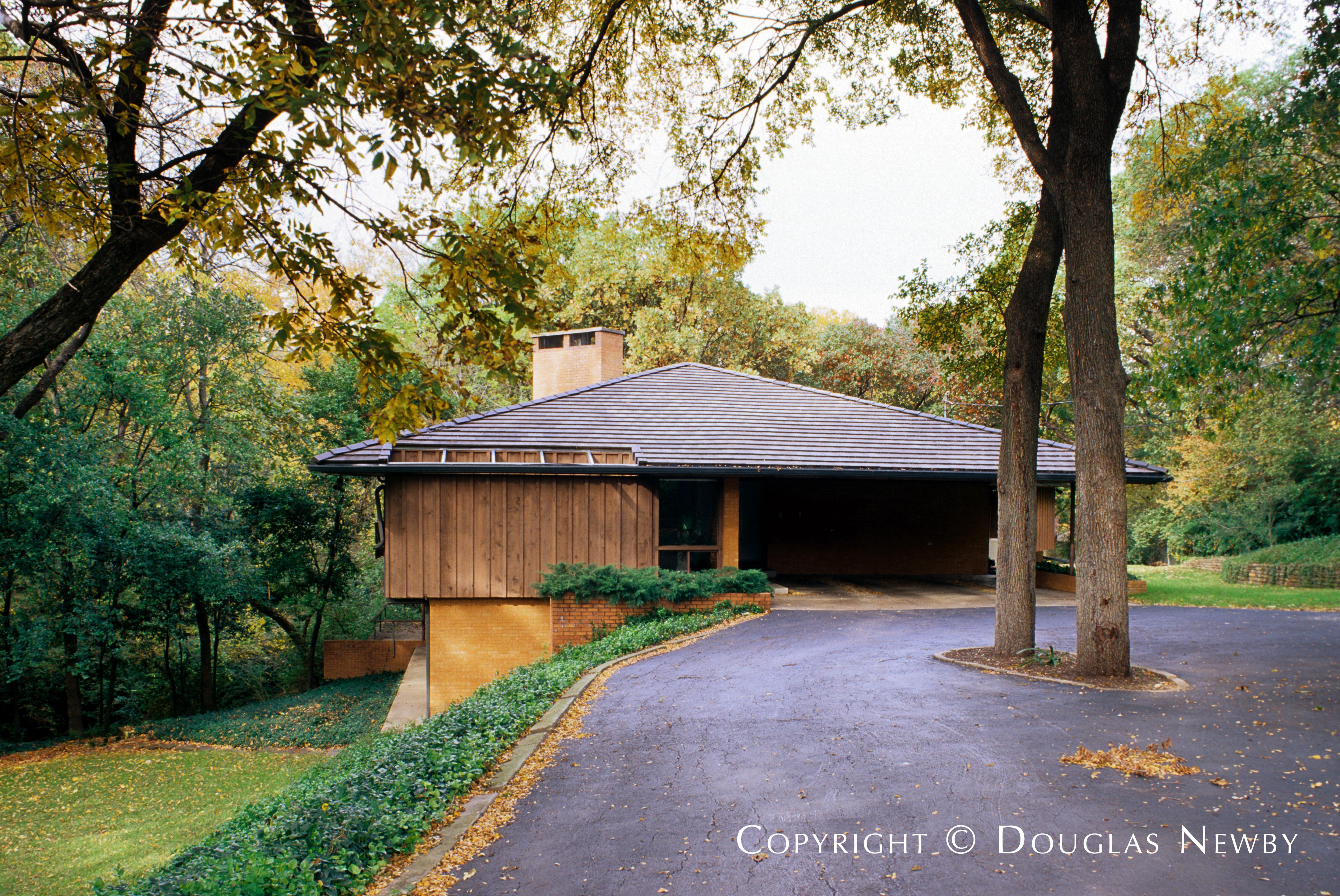 David Braden Designed Home