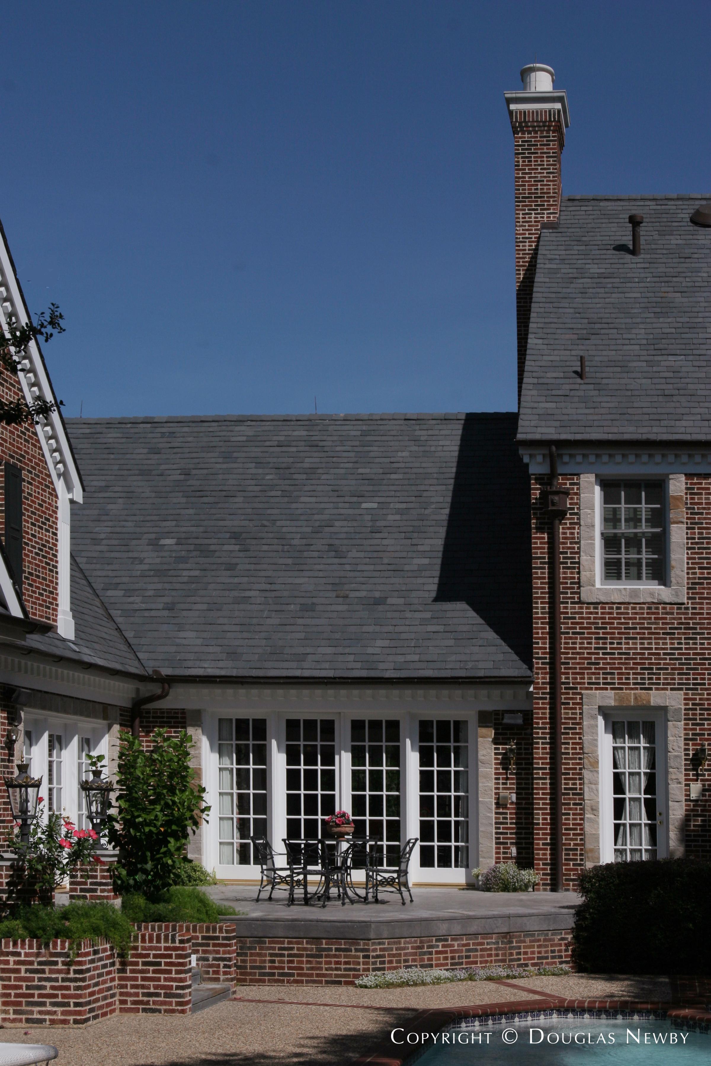 Preston Hollow Georgian Home