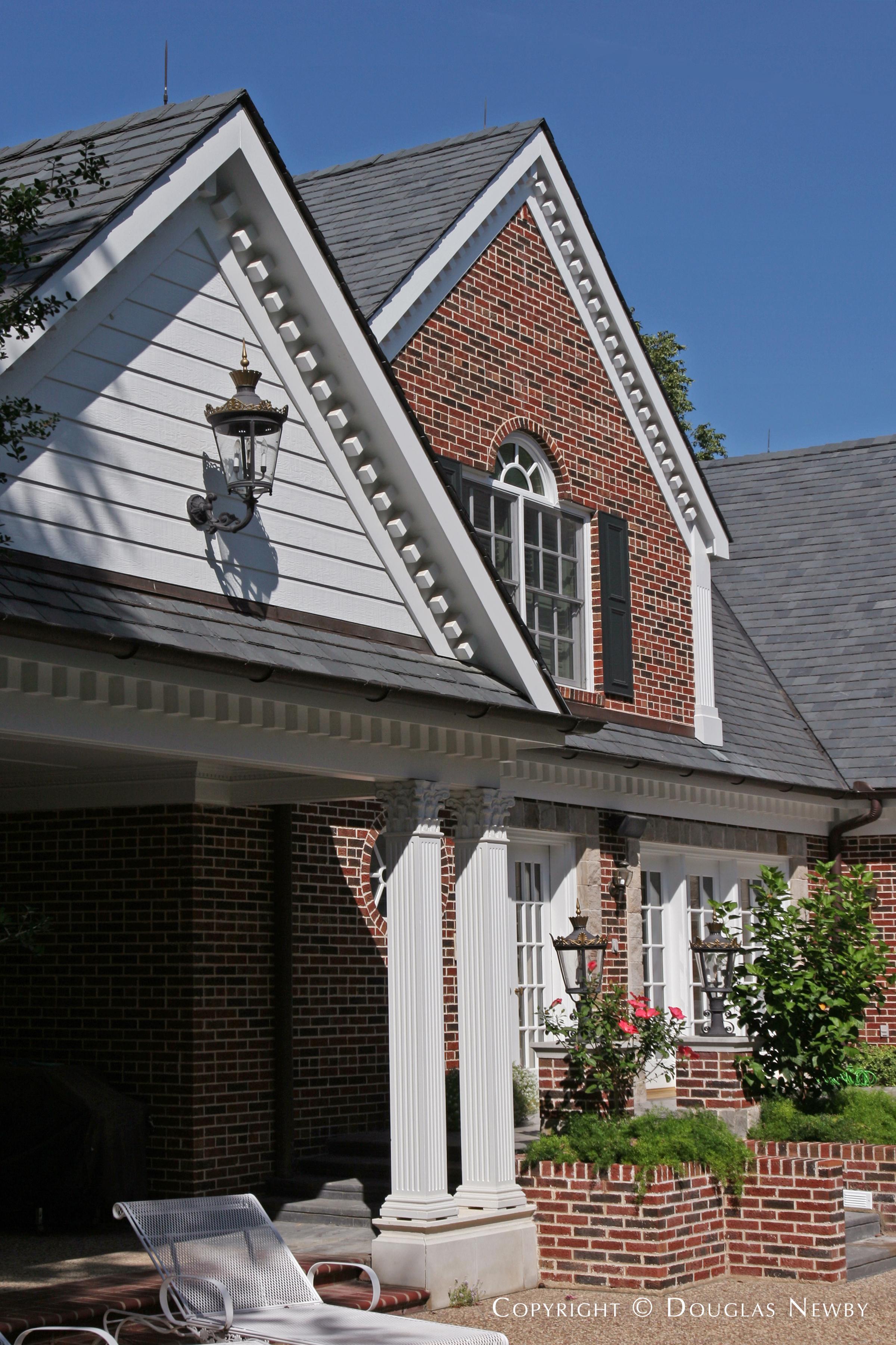 Georgian Sunnybrook Estates Neighborhood Home