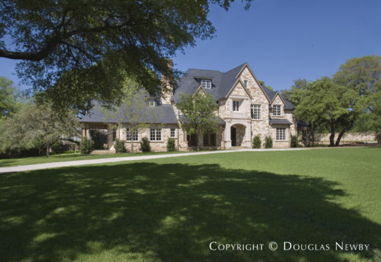Estate Home in Preston Hollow - 5031 Deloache Avenue