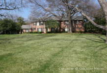 Estate Home Designed by Architect Charles S. Dilbeck - 5007 Deloache Avenue