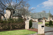 Estate Home in Preston Hollow - 5231 Deloache Avenue