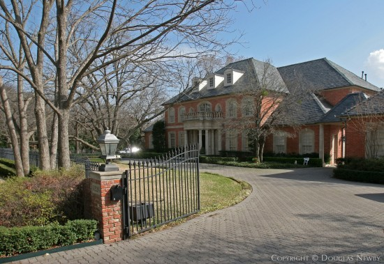 Estate Home in Preston Hollow - 5226 Brookview Drive