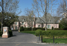 Estate Home Designed by Architect Robbie Fusch - 4923 Brookview Drive