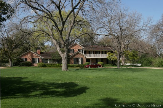 Estate Home in Preston Hollow - 4647 Miron Drive