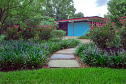 Cliff Welch, AIA, Renovated Design of Midcentury Home from 1950s by Arch Swank, FAIA