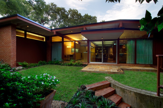 Midcentury Modern Residence Designed by Arch Swank, FAIA