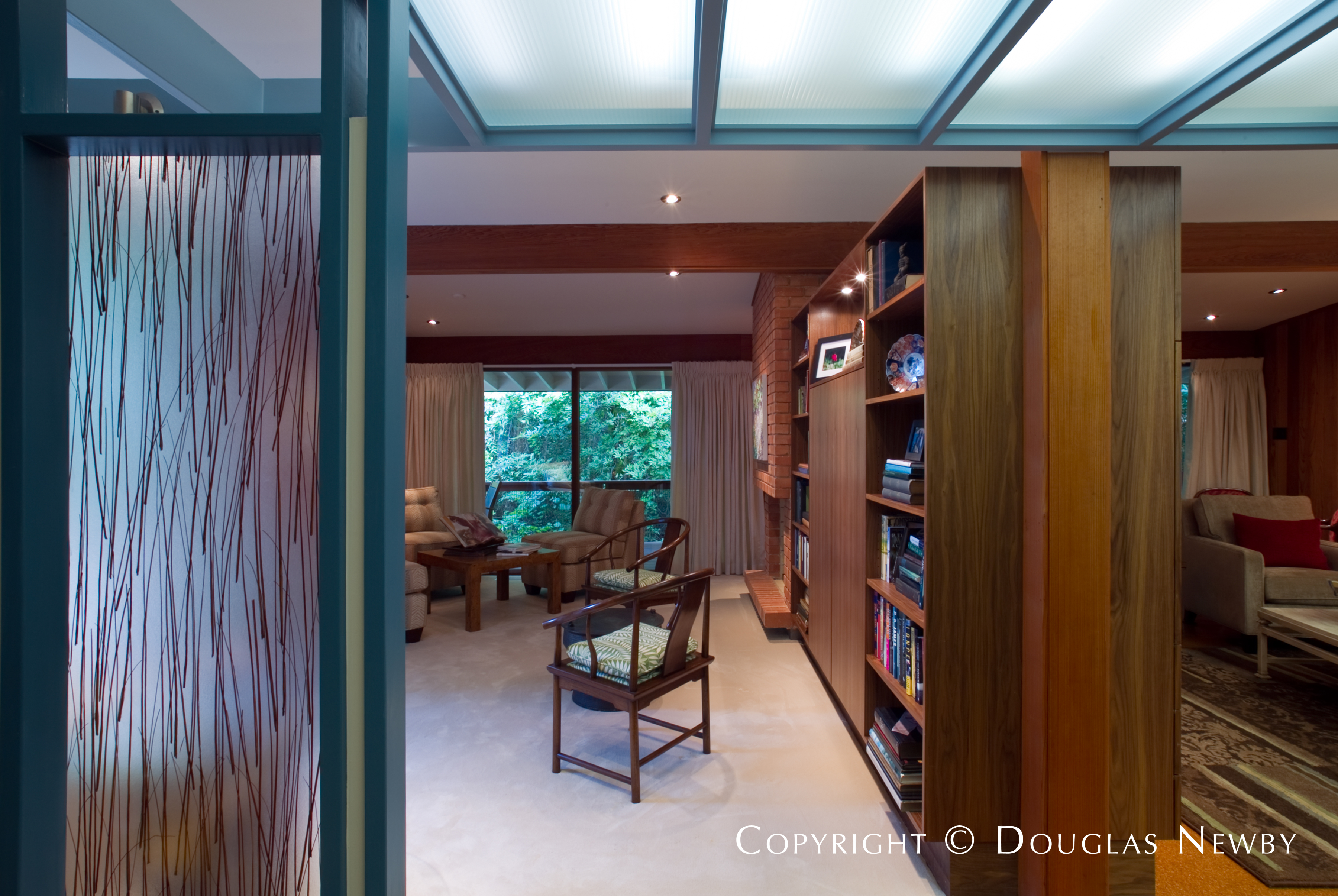 Midcentury Modern Home Designed by Dallas Architect Arch Swank in Highland North Neighborhood
