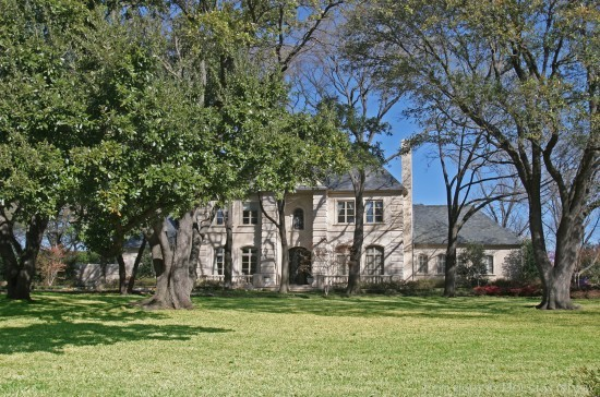 Estate Home in Preston Hollow - 4517 Valley Ridge Road