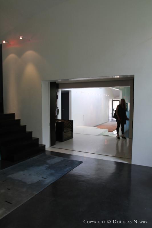Steven Holl Designed Home in Meadowood Estates