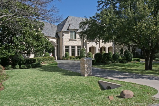 House in Preston Hollow - 4345 Park Lane