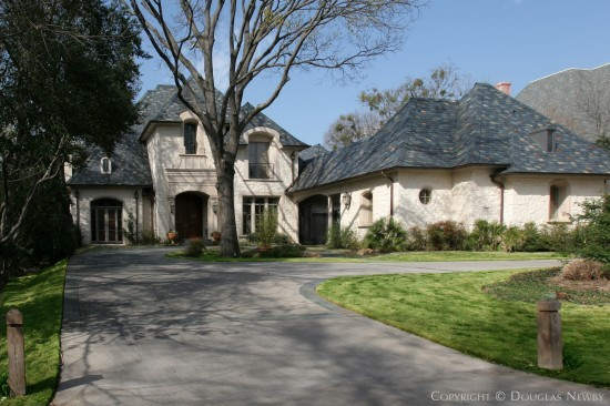 Home in Preston Hollow - 5539 Falls Road