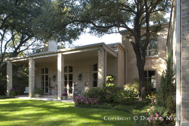Renovated Preston Hollow Real Estate