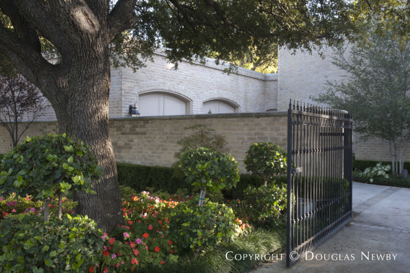 Preston Hollow Renovated Real Estate on 0.392 Acres