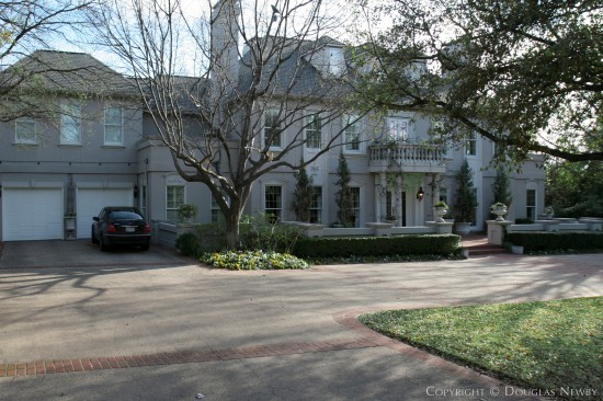 Estate Home in Preston Hollow - 5430 Northbrook Drive