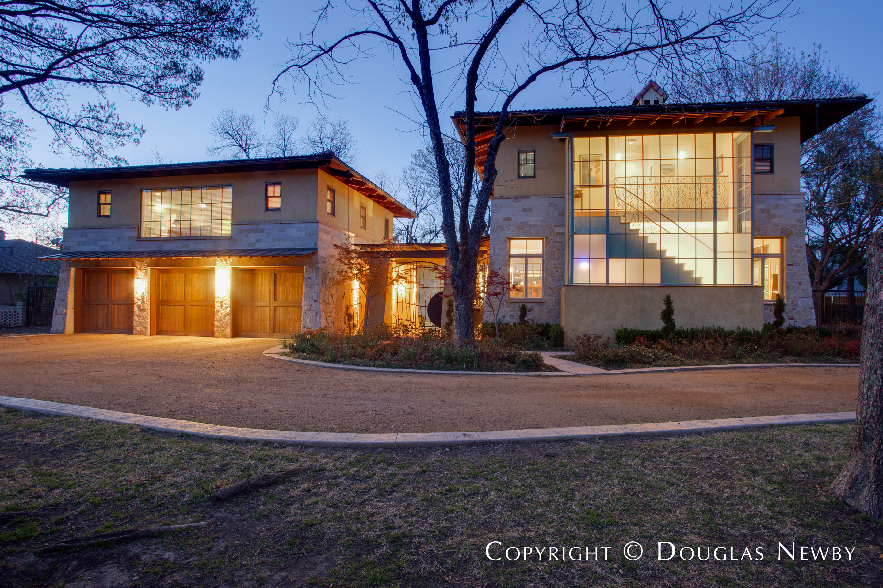 Preston Hollow Modern Home For Sale
