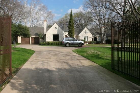 Estate Home in Preston Hollow - 9242 Hathaway Street