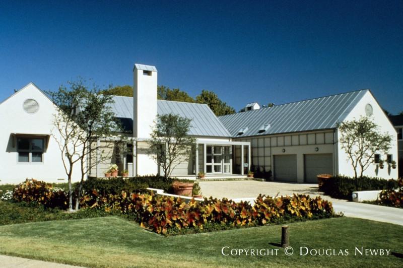 Max Levy Designed Home in Lansdowne Estates