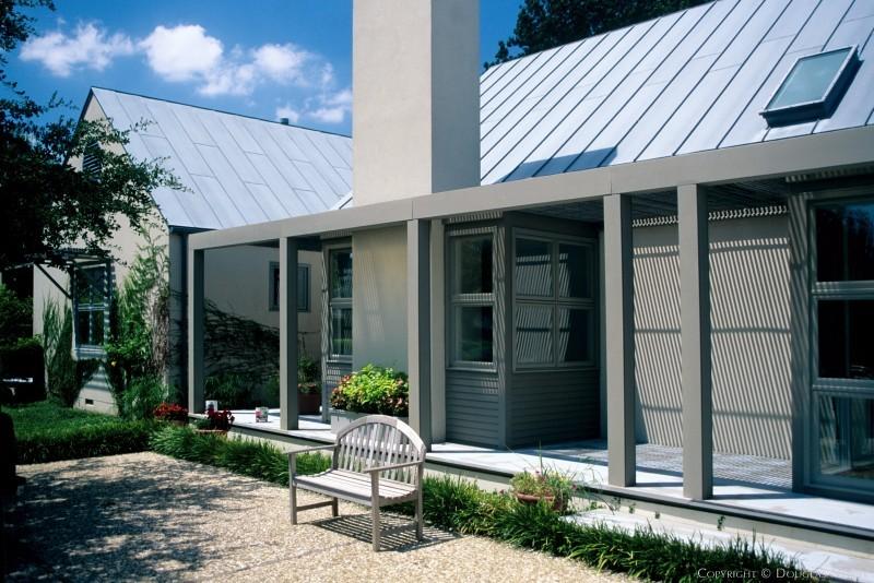 Architect Max Levy Designed Home in Preston Hollow