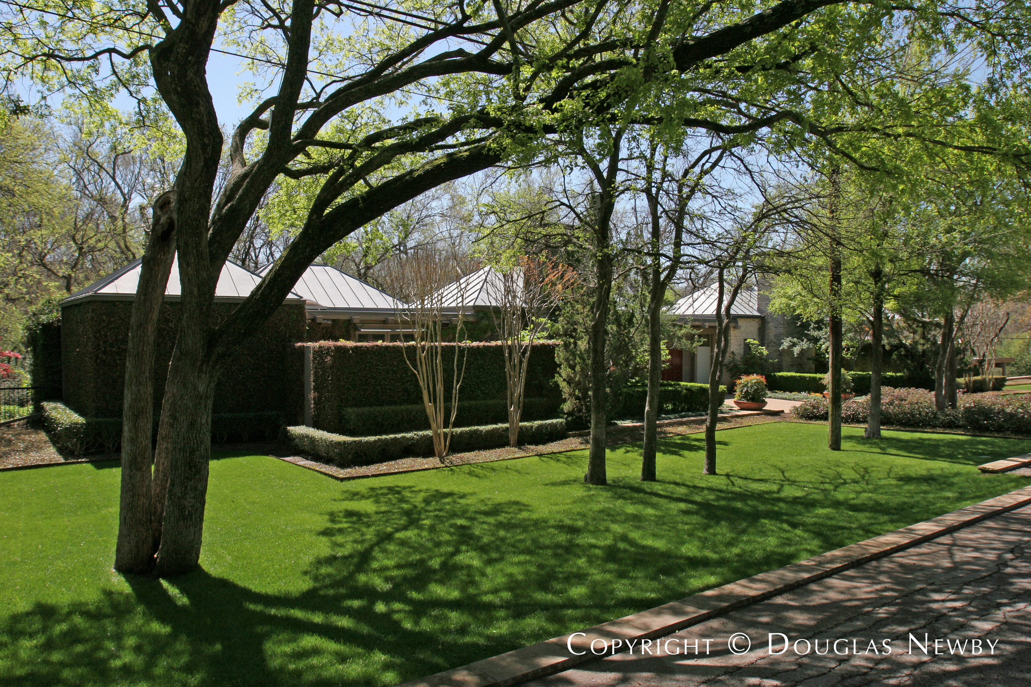 Cochran Chapel Texas Modern Home