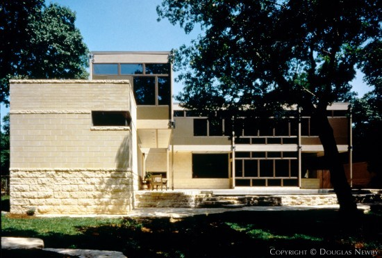 Residence Designed by Architect Graham Greene & Kathy Greene - 4711 Wildwood Road