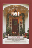 Pier One Catalog Cover With 4618 Shadywood Lane