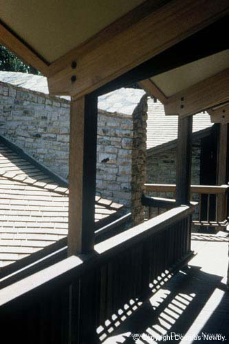 Architect Pratt & Box Designed Texas Modern Home