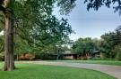 Architect Max M. Sandfield Designed Home in Preston Hollow