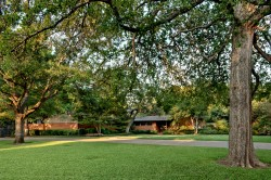 Max M. Sandfield Mid-Century Modern Home in Mayflower Estates
