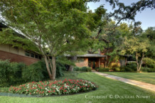 Mid-Century Modern Estate Home Designed by Architect Max M. Sandfield - 10036 Hollow Way Road