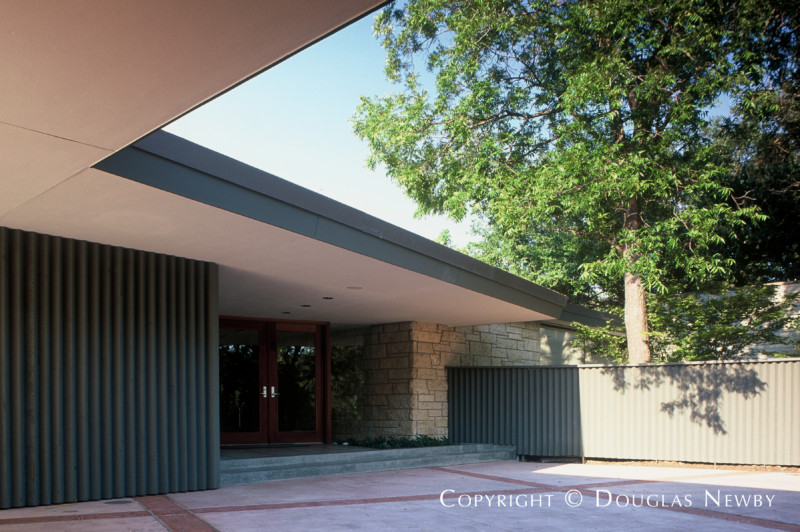 Alfred T. Gilman, Architect, Designed Mid-Century Modern Homes in ...