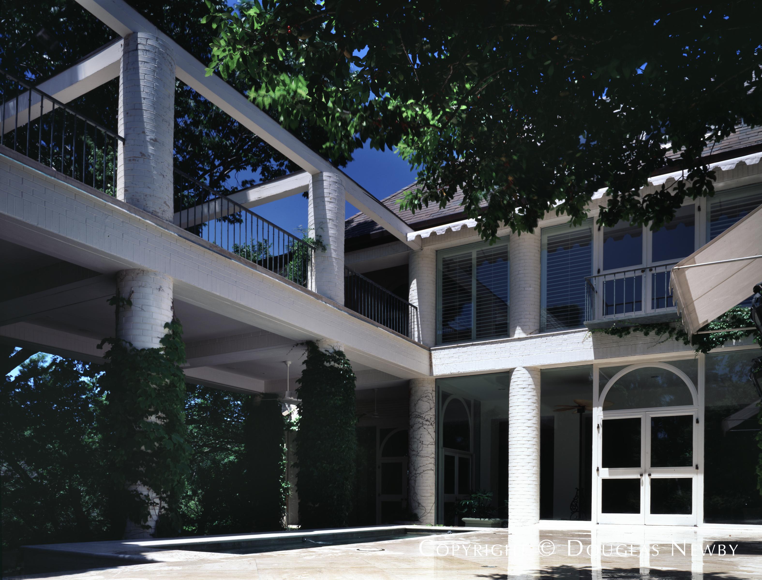 Bud Oglesby Designed Home in Lobello