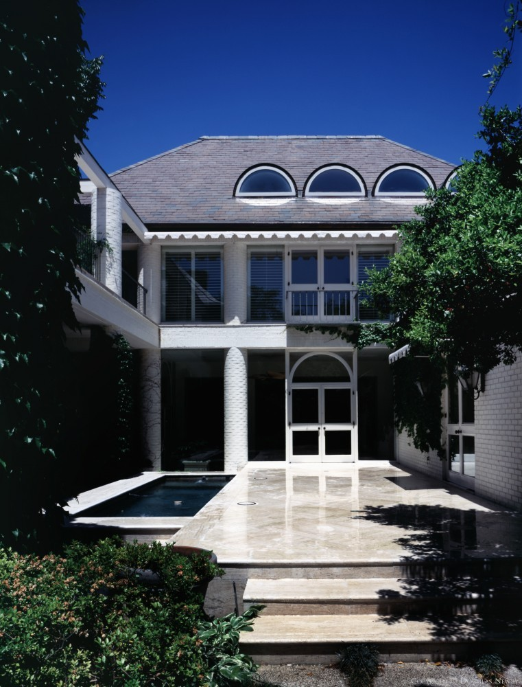 Bud Oglesby Designed Estate Home