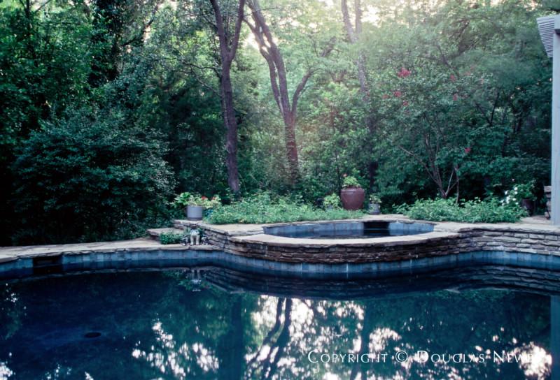 Turtle Creek Corridor Colonial Revival Home sitting on 0.49 Acres
