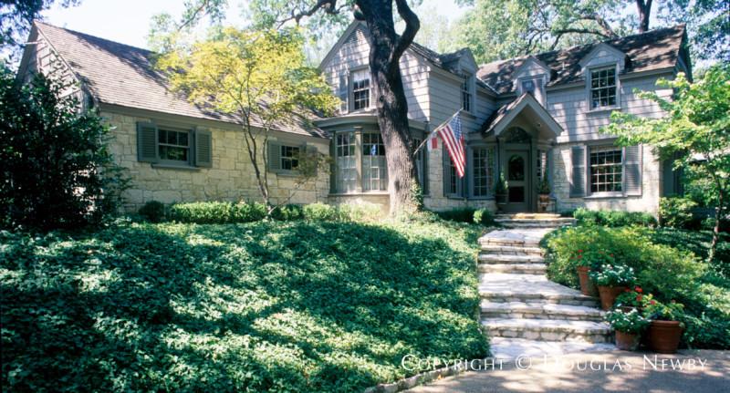 Colonial Revival Turtle Creek Corridor Real Estate