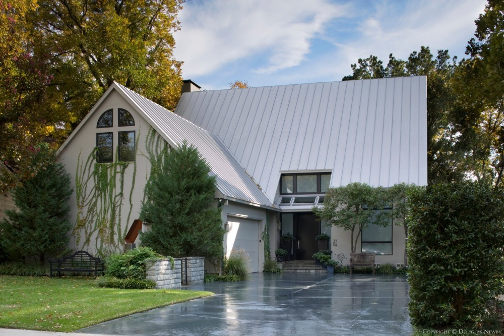 Michael Malone Designed Modern Home