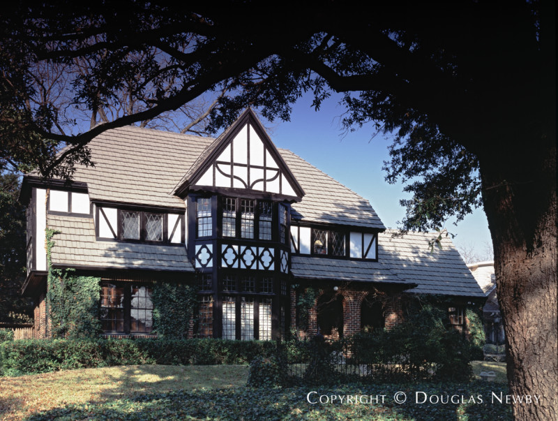Dallas, Texas Tudor Home