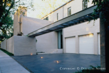 Significant Modern Residence Designed by Architect Lionel Morrison - 4222 Abbott Avenue