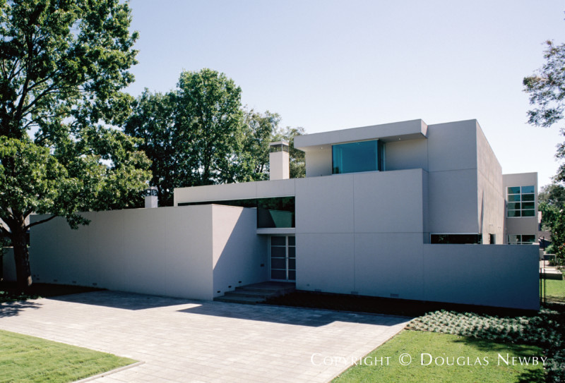 Architect Rob Allen & Jim Buie Designed Home in University Park