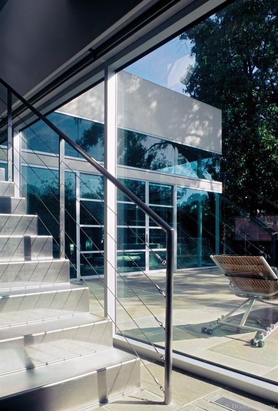 Architect Rob Allen & Jim Buie Designed Home in University Park