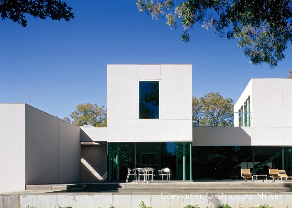 Rob Allen & Jim Buie Designed Architecturally Significant Modern Residence