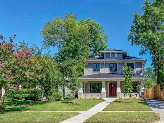Beautiful Neighborhood Close to Downtown, SMU and White Rock Lake