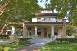 One Of The Finest Early Modern Homes In Dallas