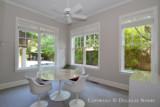 Multi-Light Double-Hung Windows Wrap Round Sunroom on Swiss Avenue Home